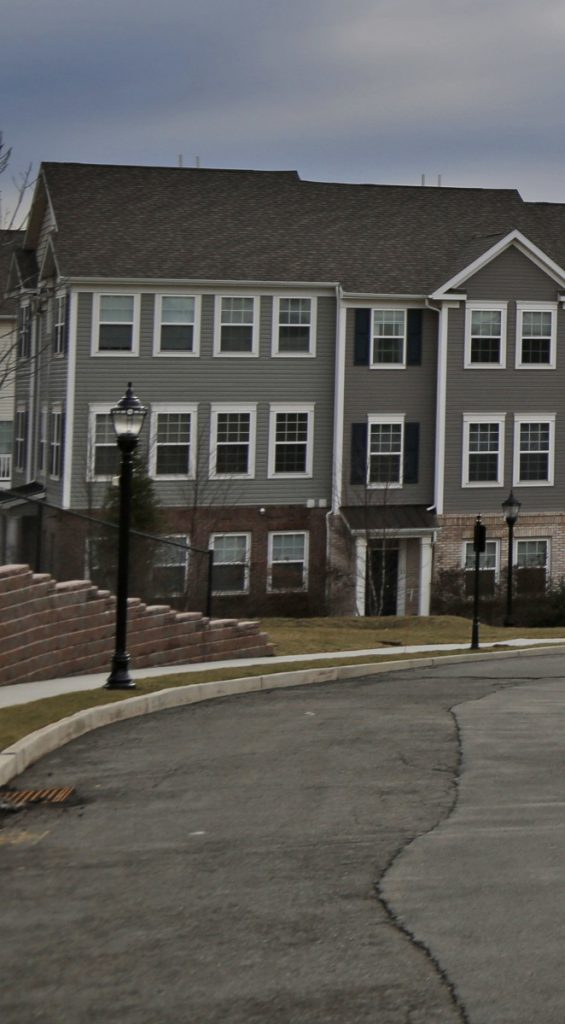 On the plus side for buyers: The number of homes on the market, like these condos in Wood-Ridge, N.J., is expected to continue rising in 2019.