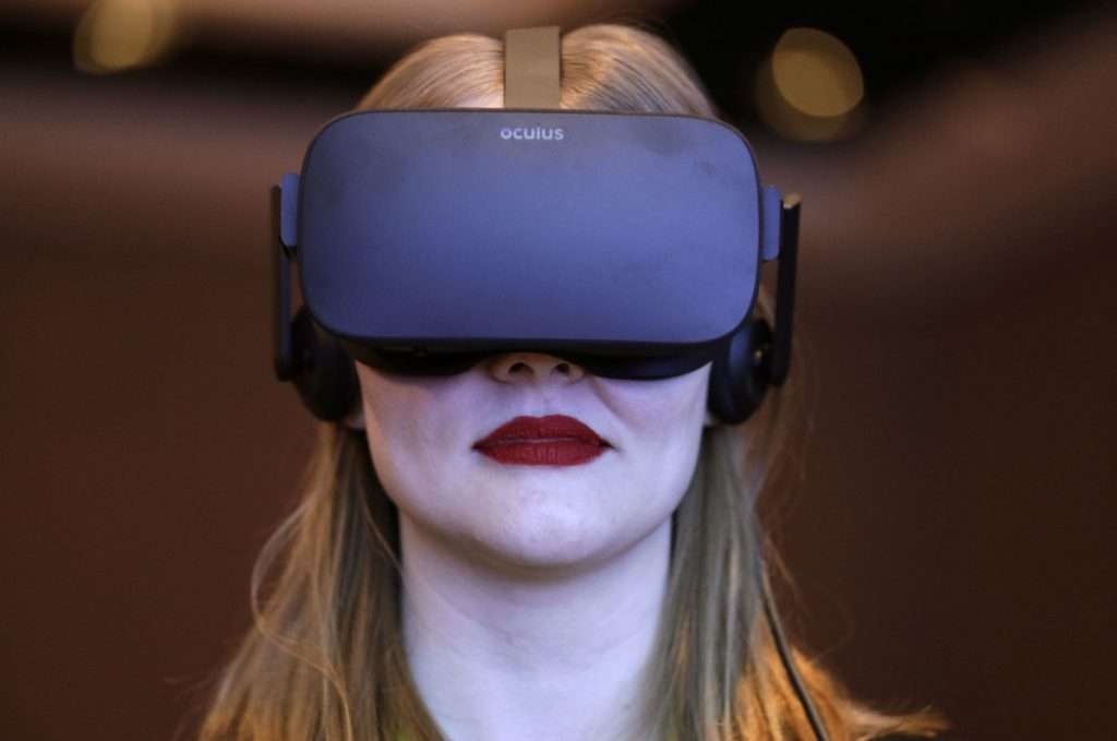"Virtual reality has been set back by expensive equipment, glitchy software and a lack of interesting games, though proponents say it has potential. ""The industry as a whole did overhype it,"" Gartner research analyst Tuong Nguyen says."