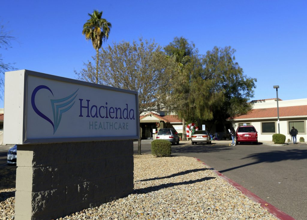 A Phoenix woman who was in a vegetative state recently gave birth, prompting Hacienda HealthCare CEO Bill Timmons to resign and putting a spotlight on the safety of long-term patients who are severely disabled or incapacitated.
