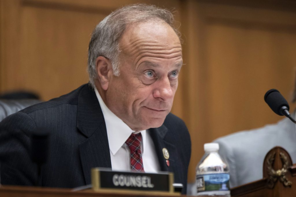 U.S. Rep. Steve King, R-Iowa, has a history of making offensive statements, often in reference to immigrants and racial minorities.