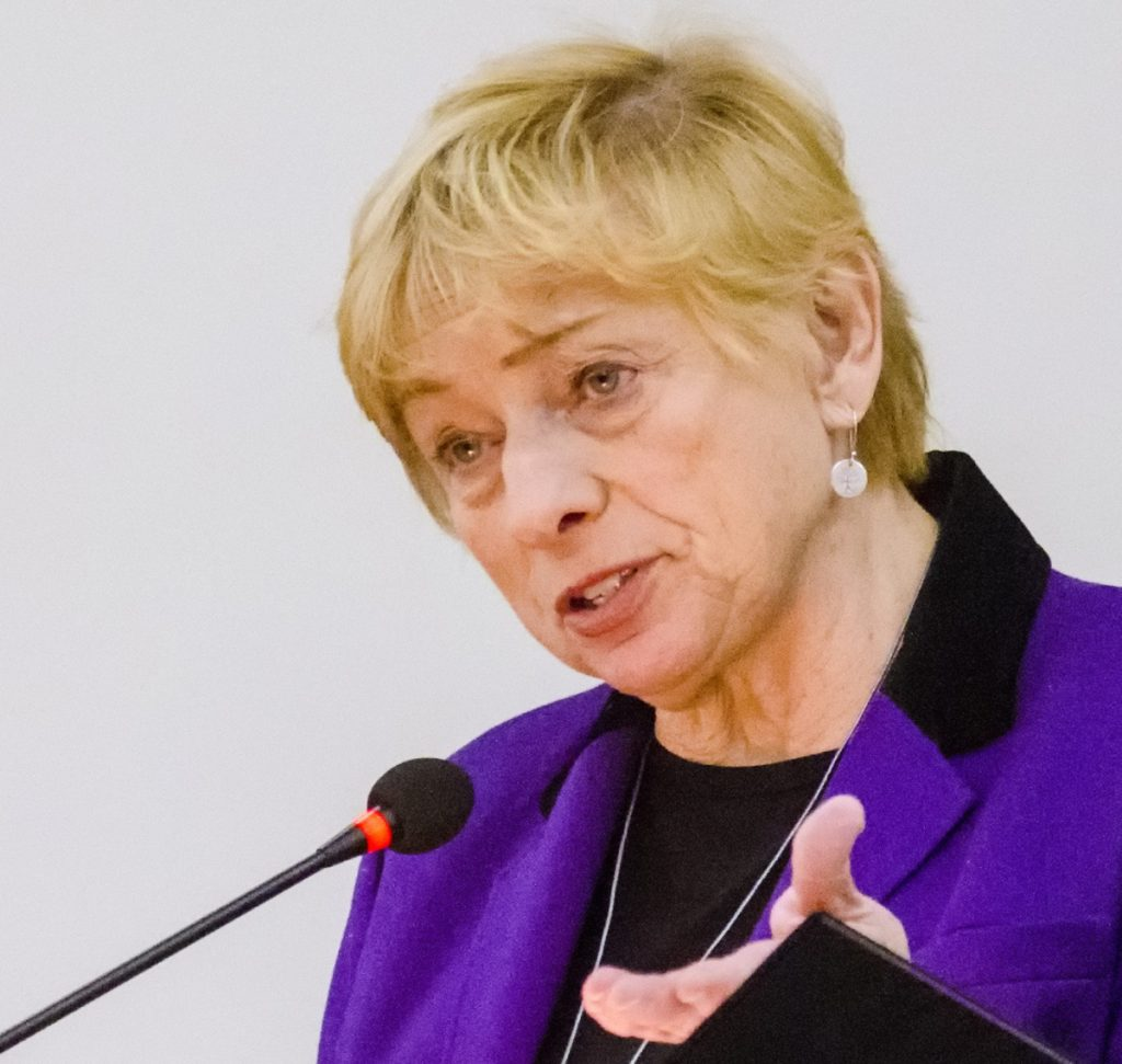 """Gov. Janet Mills says she avoids making dramatic changes unless they are """"going to save money and be more reflective of the values of Maine people."""""""
