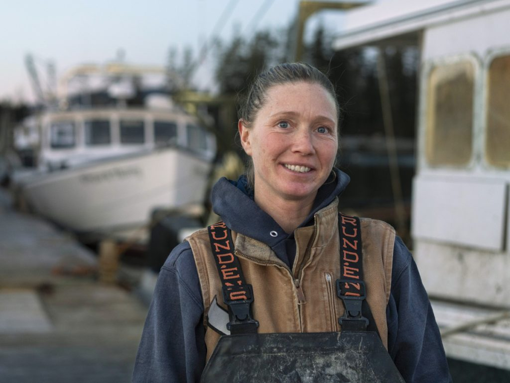 "Holly Masterson has been waiting for her lobstering license since completing her apprenticeship more than 10 years ago. ""I knew I'd have to wait,"" she says, ""but I thought it would be a couple years. Little did I know."""