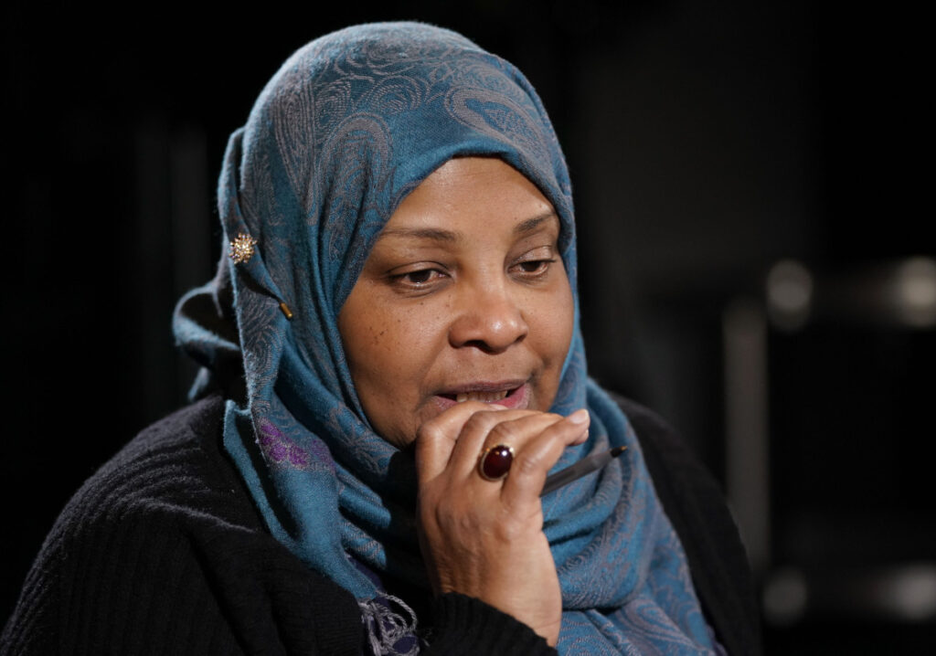 The U.S. detained Marzieh Hashemi, an American-born anchorwoman for Iran's state television, for 10 days as a material witness in a grand jury investigation.