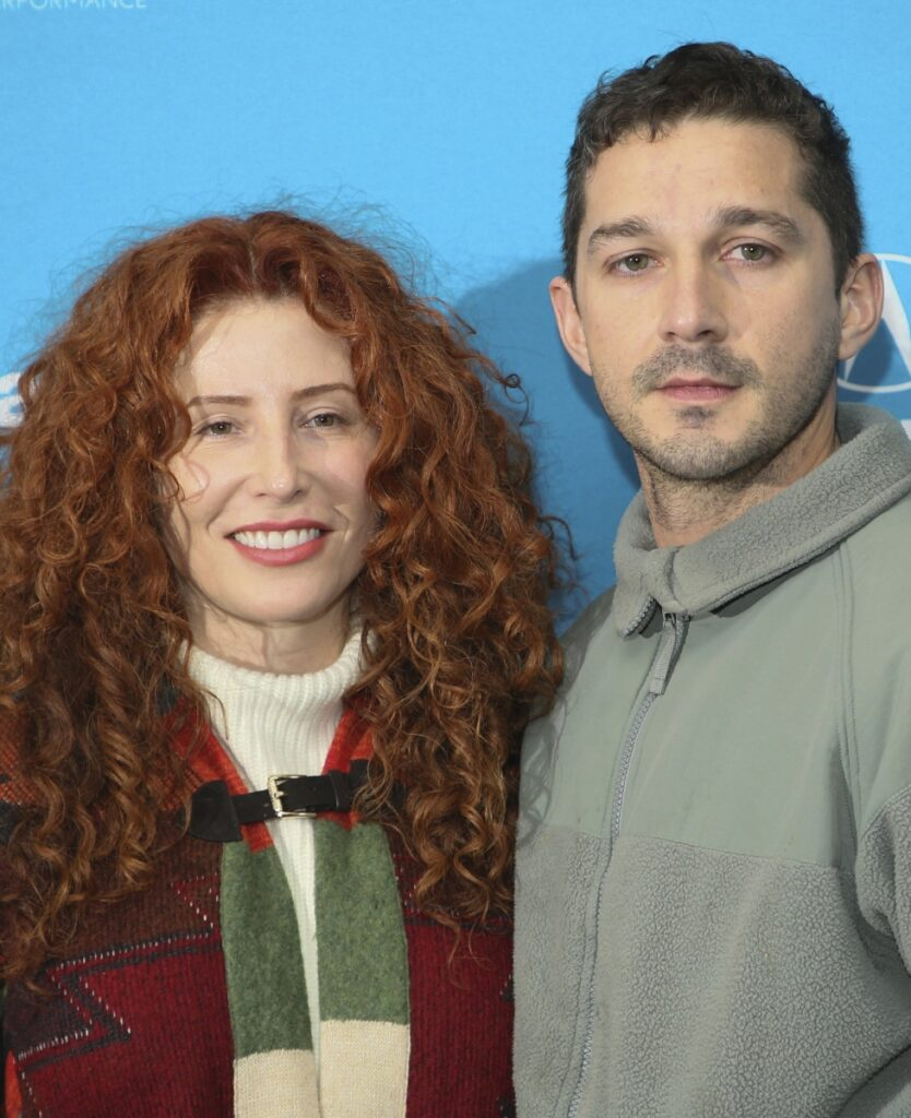 "Alma Har'el directed Shia LaBeouf's new film ""Honey Boy,"" which premiered at Sundance."