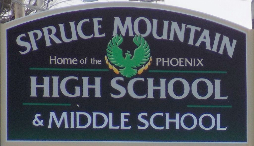 On Dec. 21, Spruce Mountain High School Principal TJ Plourde was removed from his position. Superintendent Todd LeRoy said by email Dec. 24 the move was made to begin the process of transforming two schools, the middle and high schools, into one school, a secondary school. On Jan. 3 it was announced the schools would not be transforming.