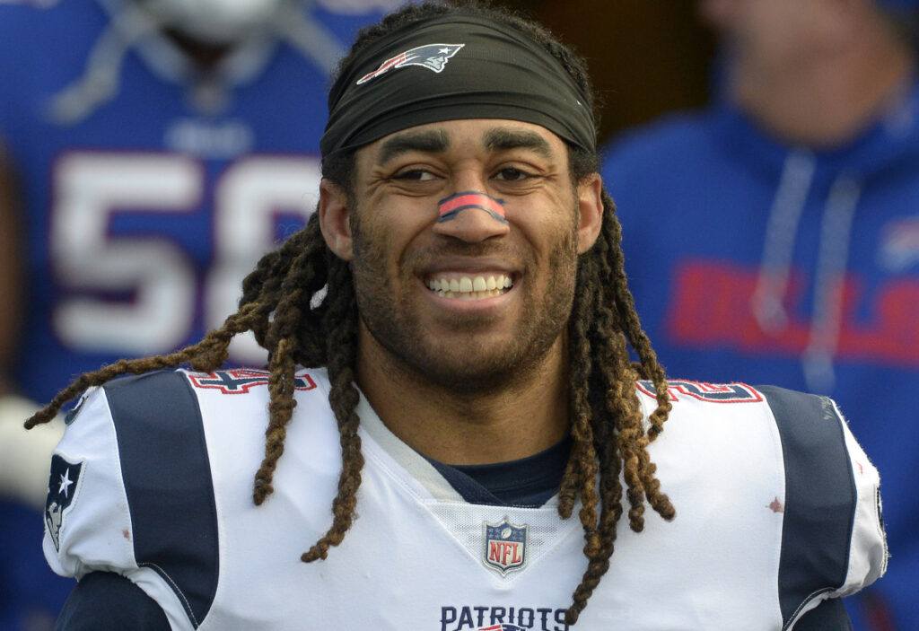 Stephon Gilmore earned All-Pro honors for the first time in his career, becoming just the fourth Patriots cornerback to be named to the first team.