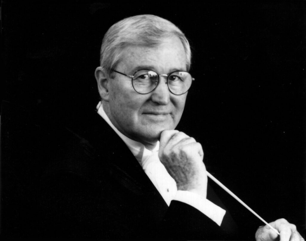 Andrew J. McMullan Jr. played the French horn in the Portland Symphony Orchestra for two decades. He also served as music director and general director of the Maine Opera Association.