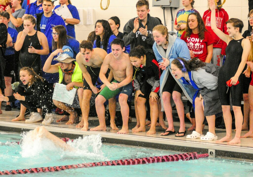 Cony Sweeps Kvac Swimming Championships For The First Time