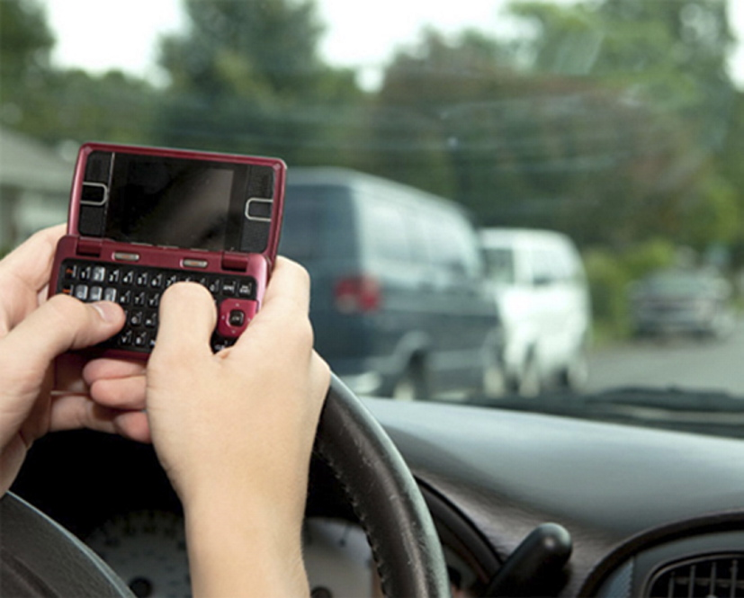 Distracted driving — especially texting — is as dangerous as driving drunk.