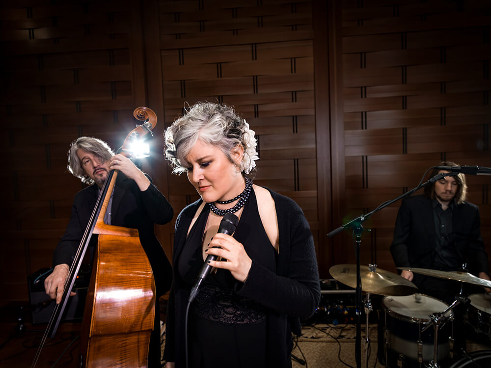 Paula Cole during a recent performance.