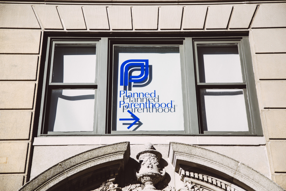 Planned Parenthood's Portland clinic.