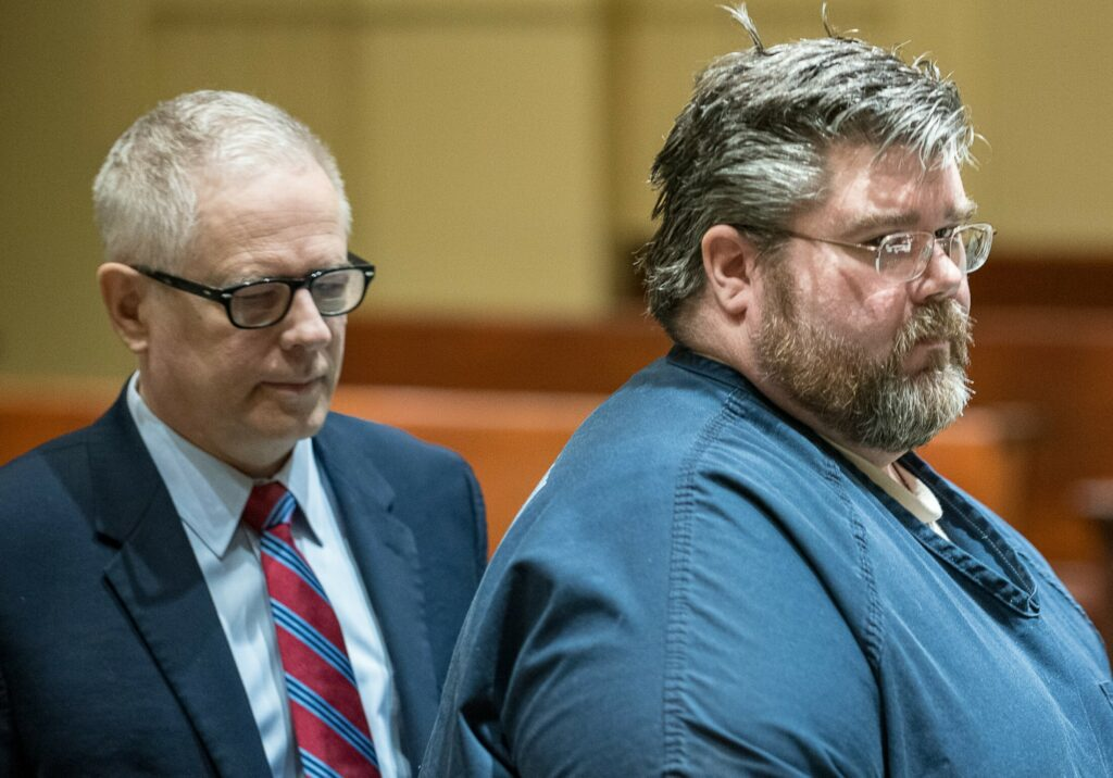 Judge denies bail for Auburn man charged in Alaska rape and murder
