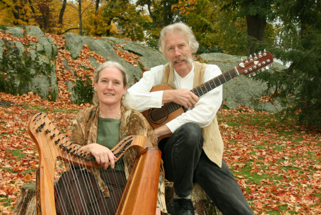 Castlebay, the duo of Julia Lane and Fred Gosbee, will perform at 2 p.m. Sunday, April 7, in Jewett Hall Auditorium on the campus of the University of Maine at Augusta, 46 University Drive, Augusta.