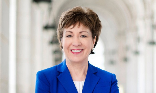 Collins seeks to 'fix' federal tax marriage penalty - CentralMaine.com