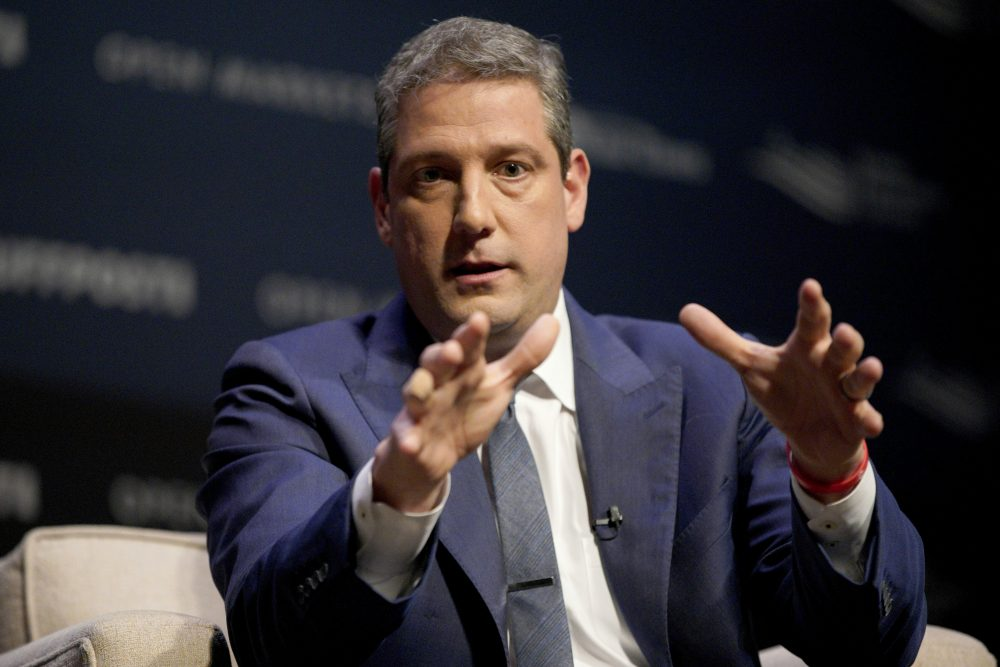 Rep. Tim Ryan, D-Ohio, is the latest Democrat to announce a bid for president in 2020.