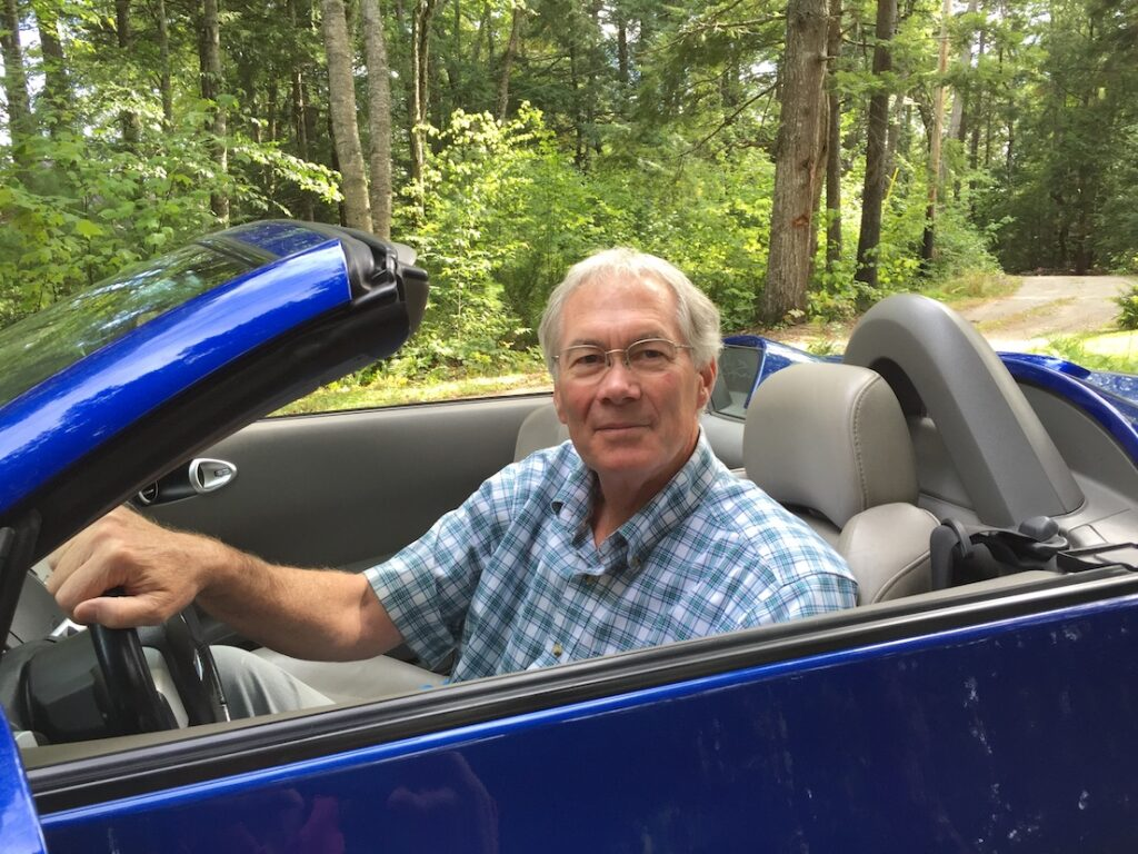 Tim Plouff has been reviewing automobiles for the Ellsworth American for more than 25 years.