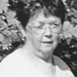 Martha Ann Thompson Walter