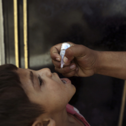 Afghanistan-Polio Campaign