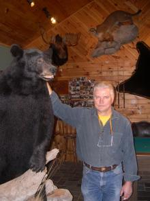 Taxidermists butchers and the start of hunting season keep me current