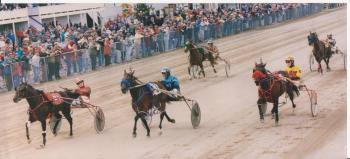 Agricultural fairs a Maine tradition and part of harness