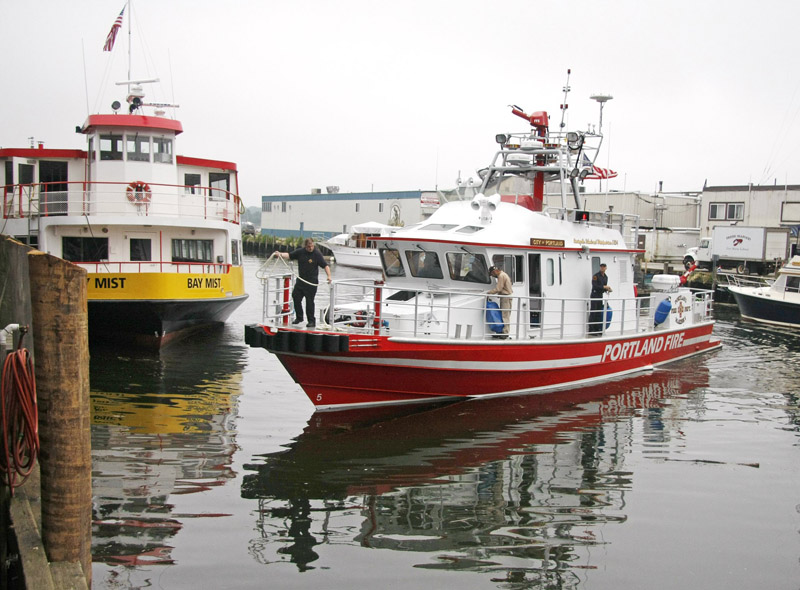 The grounding of the city of Portland's new fireboat during a rescue operation in November was preventable, but the crew made no egregious errors, an investigation has concluded.