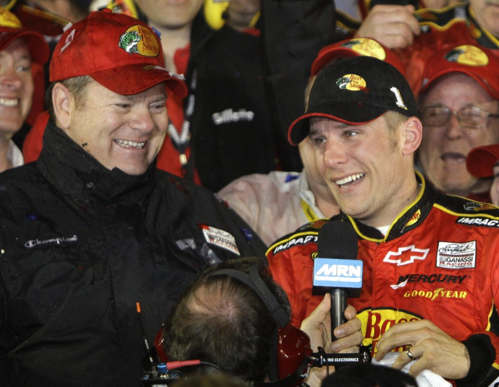 Chip Ganassi, Jamie McMurray