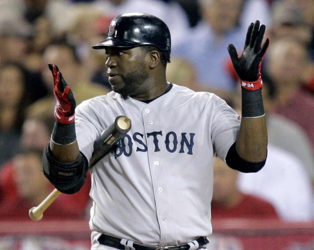 David Ortiz says he has put last season's problems behind him and is ready to be the big producer the Red Sox need in the middle of their lineup.