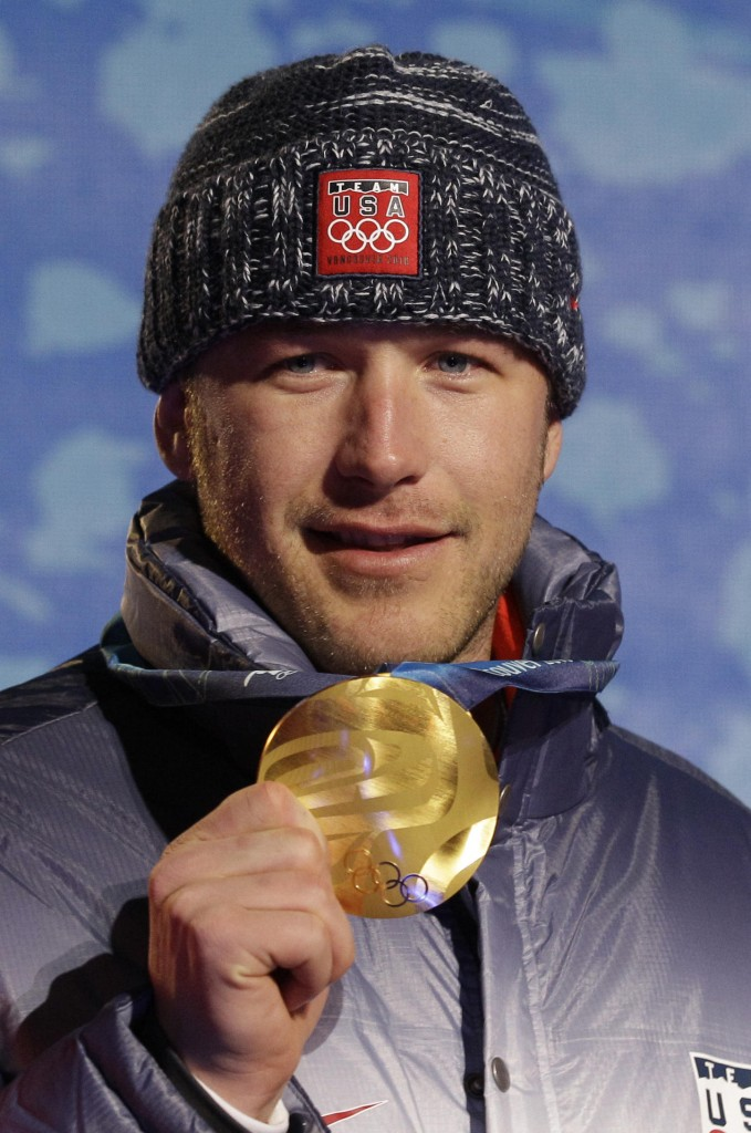 Bode Miller goes into today's giant slalom with a chance to become the first male Alpine skier to win four medals in one Olympics.