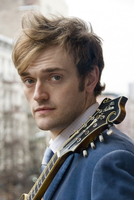 Chris Thile performs next weekend with the PSO and with his band, the Punch Brothers.