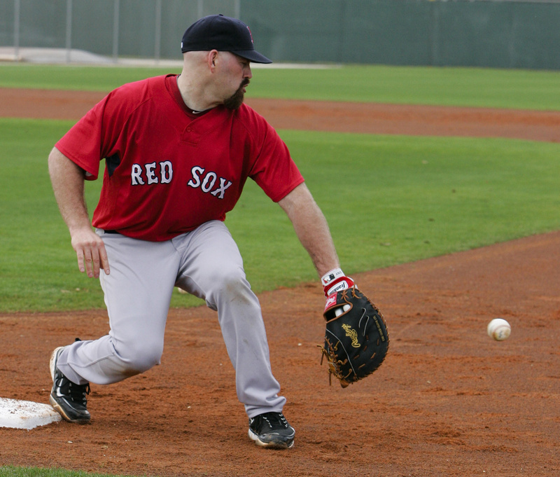 Kevin Youkilis has been Boston's primary first baseman since becoming a regular in 2006, but his ability to shift to third base provides the Red Sox with lineup flexibility.