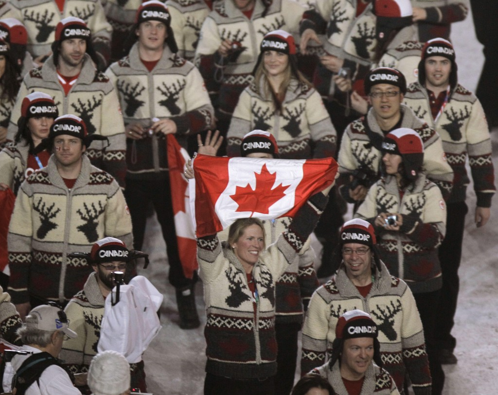 Canada's athletes weren't the only stars of the Vancouver Olympics. The host country provided an atmosphere that took the games to a new level.