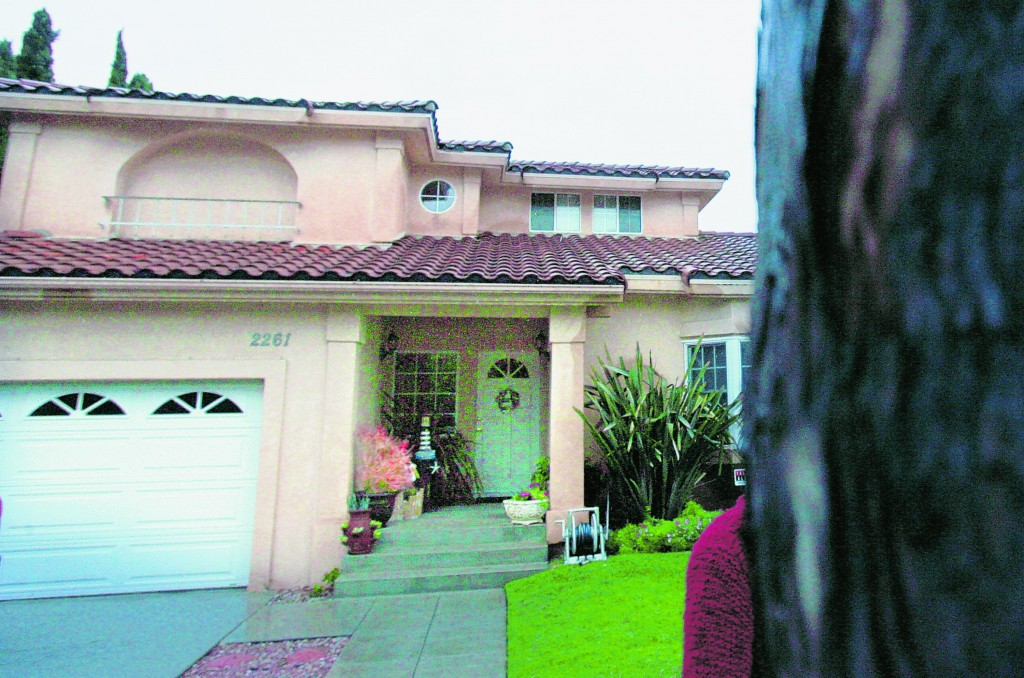 This house in Santa Monica, Calif., is valued at $1.3 million and is owned by the Salvation Army, which is providing it rent-free to officer Henry Graciani and his family.