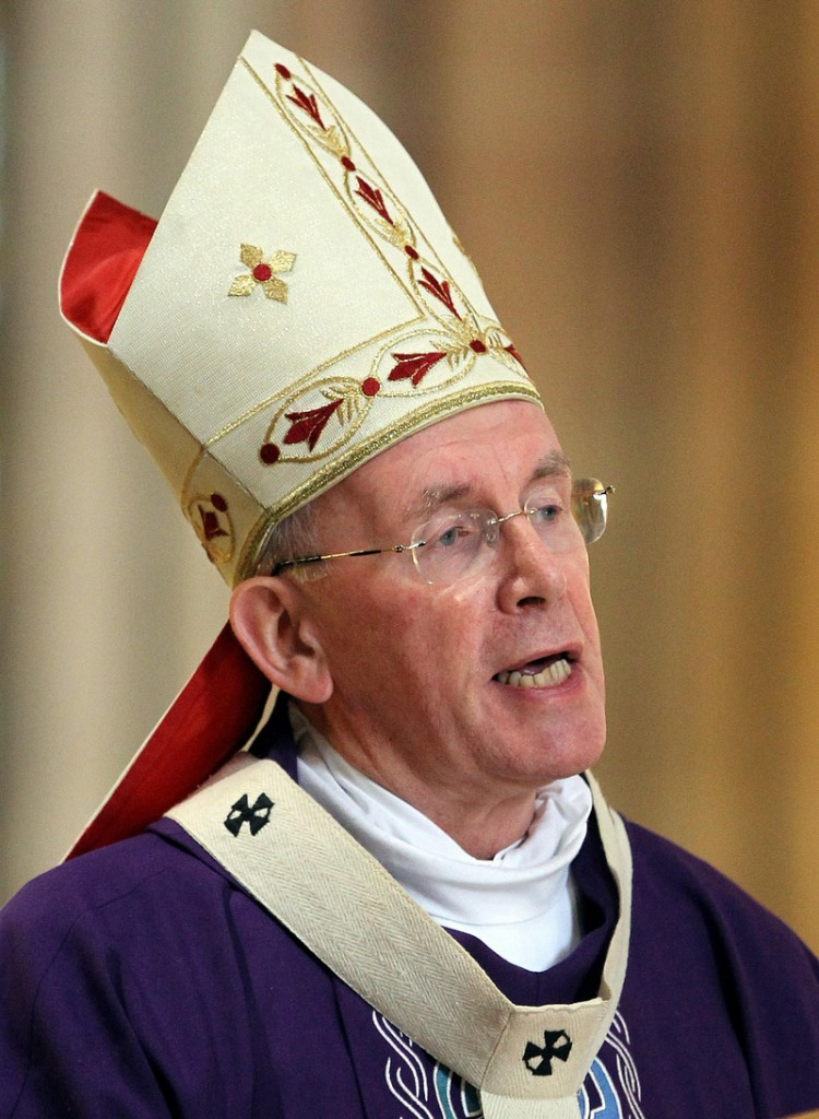 Cardinal Sean Brady of Ireland