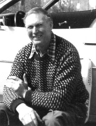 James Mann is remembered for his mechanical ability, his leadership and his love of entertaining friends.