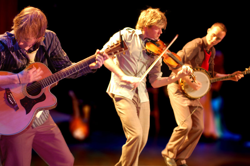 Along the lines of Riverdance, Celtic Crossroads showcases the music and dance traditions of Ireland. The show is in Boothbay Harbor on Friday.