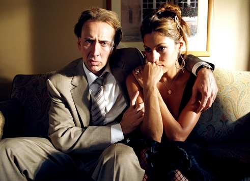 """Nicolas Cage and Eva Mendes in """"Bad Lieutenant: Port of Call New Orleans."""""""