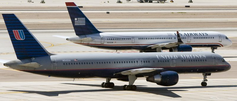The Associated Press The latest round of speculative reports involving a merger between United Airlines and US Air generated two distinct themes Thursday: Wall Street prefers fewer carriers in a tight market, while consumer advocates fret over less competition leading to higher prices.