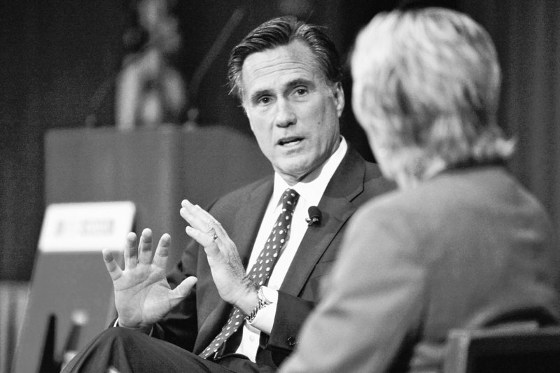 GOP star Mitt Romney frequently derides President Obama's health care reform law to the delight of the far right of his party. Meanwhile, analysts from the left and the right point out similarities between Obama's plan and Romney's reforms as Massachusetts governor.