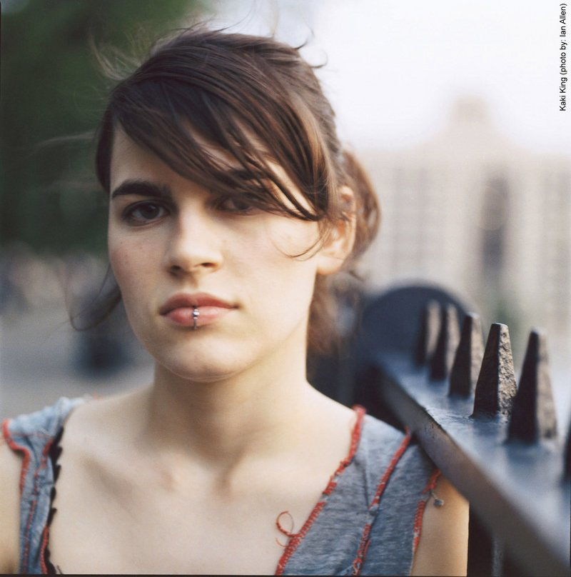 Kaki King is at Port City Music Hall on Tuesday.