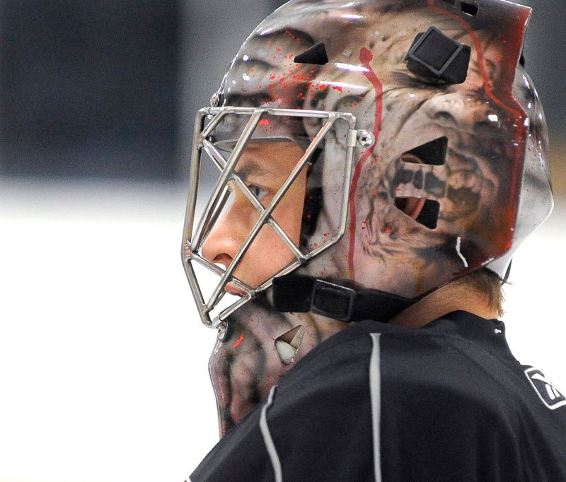 "Beau Erickson, who joined the Pirates last week to provide depth with starting goalie Jhonas Enroth still sidelined with an injury, has played in 27 games with three pro teams this season. ""His work ethic is very high,"" said Pirates Coach Kevin Dineen."