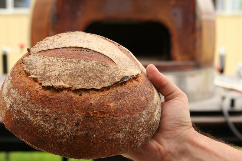 The Kneading Conference in July will draw professional and home bakers, chefs, oven builders, millers, farmers and people with an interest in sustainable agriculture.