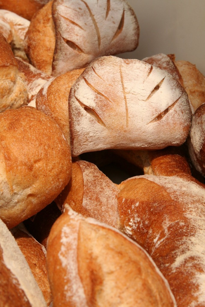 About 50 vendors have requested space at this year's Artisan Bread Fair.