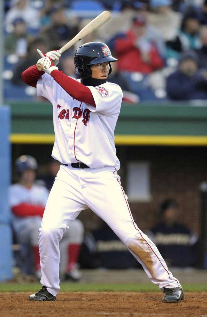 Che-Hsuan Lin has outstanding defensive ability and can run the bases, with 59 stolen bases in the last two seasons. If his hitting improves, he has a chance to make it to the majors.