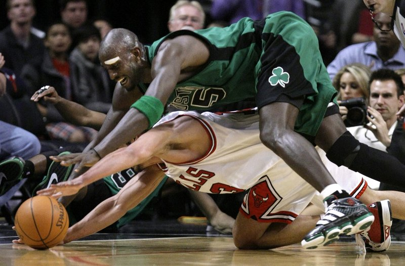 Kevin Garnett of the Boston Celtics has overcome injury hurdles and will be ready to play tonight against the Miami Heat in Game 1 of their series. Garnett, who missed the playoffs with a knee injury last year, was healthy for the final 42 games of the regular season.