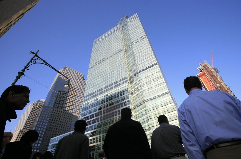 Goldman Sachs, whose New York headquarters are seen above, sent a letter to clients vowing to fight a fraud suit.