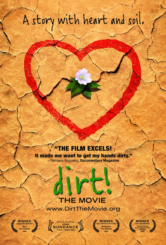 """Dirt! The Movie"" will be screened for free at 6 p.m. today, with a discussion following, at Frontier Cafe, Cinema & Gallery, 14 Maine St., Fort Andross, Brunswick."