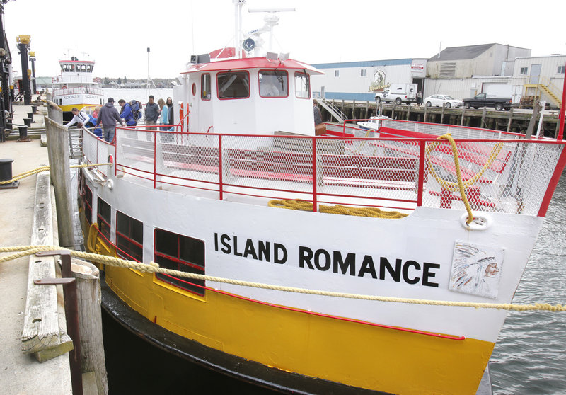 Some observers say that it's too late to change course on using $5.5 million in federal stimulus money to replace the Island Romance with a different, larger design.