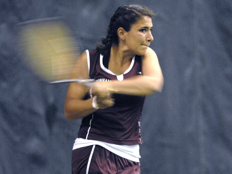 Hannah Shorty is returning at singles for Gorham, which compiled a 13-2 record last season and reached the Western Class A final.