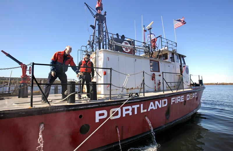 The City of Portland III attracted three purchase offers and was sold to John Kavanagh of Owls Head, who wants to turn the 65-foot boat into a