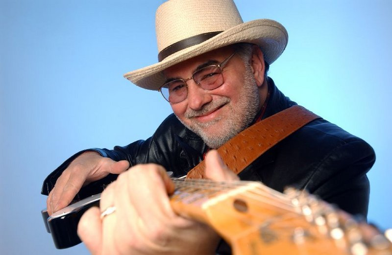 Renowned bluesman Duke Robillard and his band will perform Friday in Fryeburg.